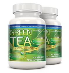Green Tea Extract Strenght 10000mg