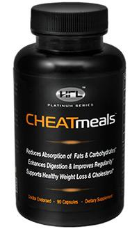 Cheatmeals Carb Blockers