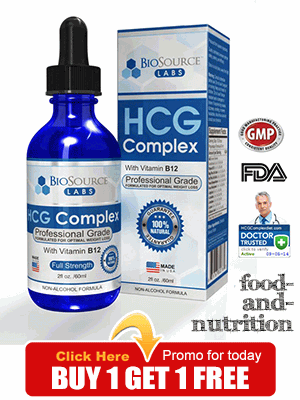 hcg complex drops diet 2 - HCG weight loss program – The personal experience of Lyn Ashby