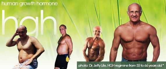 Growth hormone men