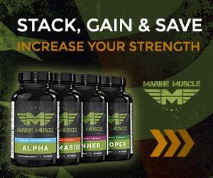 Marine Muscle Huge Gain