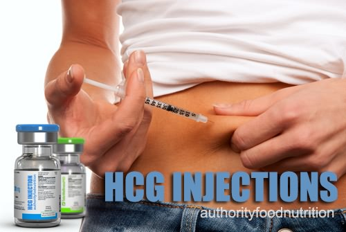 HCG Injections at Authority Food Nutrition