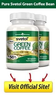 Pure Svetol Green Coffee Bean