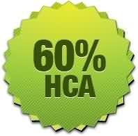 Garcinia with 60 HCA