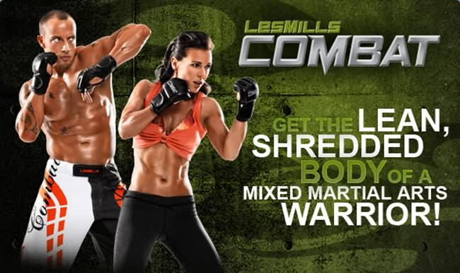 Les Mills Combat Reviews