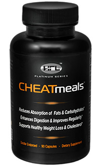 Cheatmeals Carb Blockers