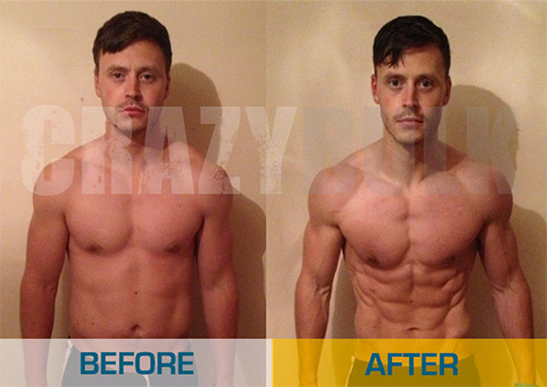 D-Bal Steroid Results