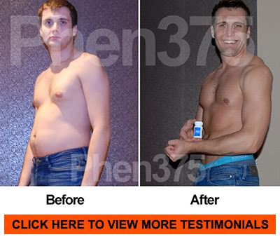 Phen375 Before and After