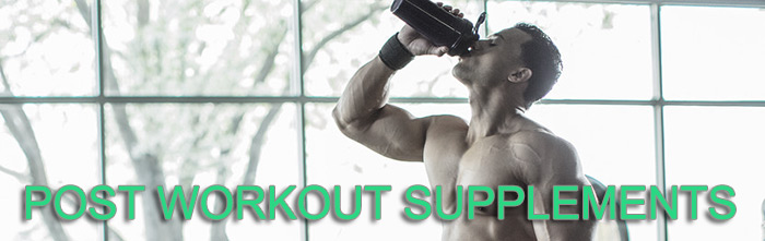 Post Workout Bodybuilding Supplements