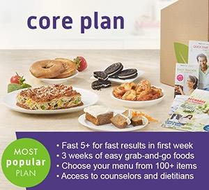 Nutrisystem Core Plan