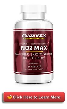 NO2 Max Supplement