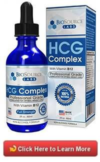 HCG Complex Appetite Suppressant Supplement