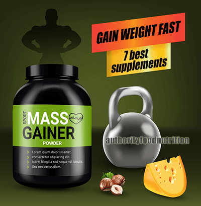 7 Best Weight Gain Supplements