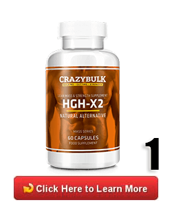 Human Growth Hormone X2 Stack